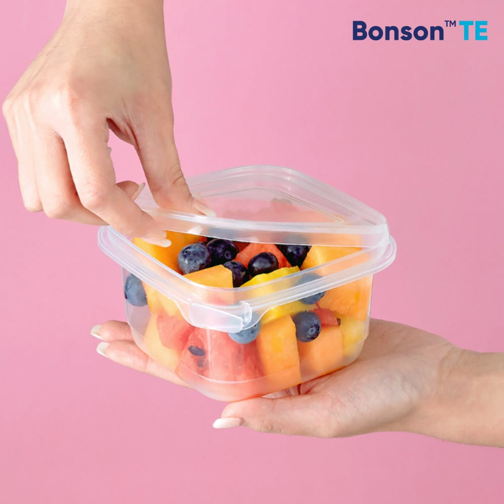 Seamless seal that delivers food safety and freshness